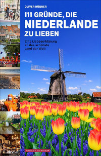 111 Gründe die Niederlande zu lieben, Oliver Hübner, Titel