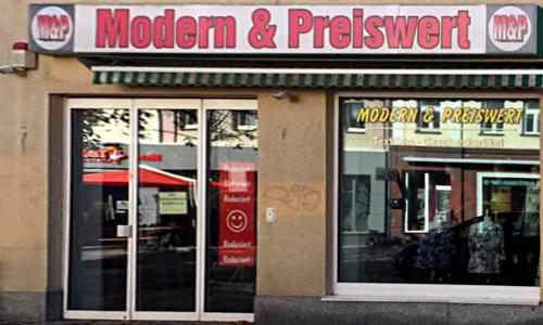 Modern und Preiswert